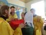 Для осужденных, отбывающих наказание в ИК-3 УФСИН России по Ивановской области, прошла Божественная Литургия