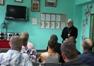 В колонии-поселения №10 УФСИН России по Ивановской области священнослужитель провел беседу с осужденными