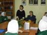 Для осужденных исправительной колонии №3 проведен круглый стол при участии руководителя Духовно-просветительского центра Кинешемской Епархии